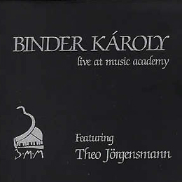 Binder Károly: Live at music academy 1993
