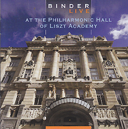 Binder Károly: Binder Live at LFZE