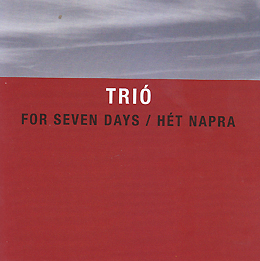 Binder Trió: For seven Days