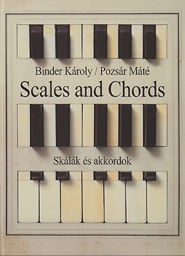 Binder / Pozsár: Scales and Chords